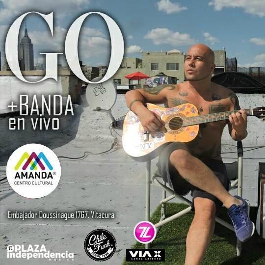GO fiesta La Cayetana <br> Centro Cultural Amanda