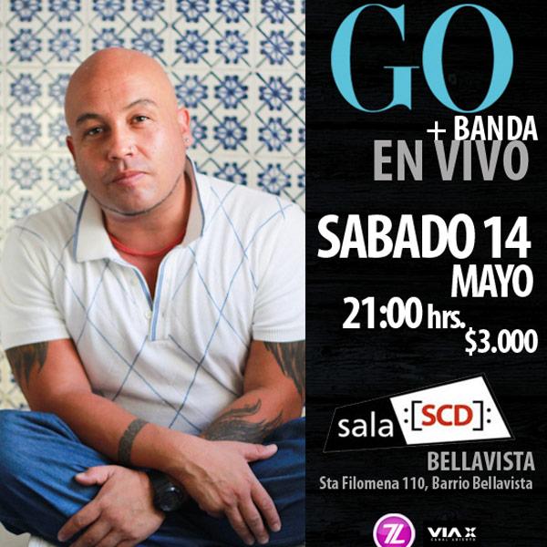 Go+Banda <br>14 Mayo<br>SCD Bellavista