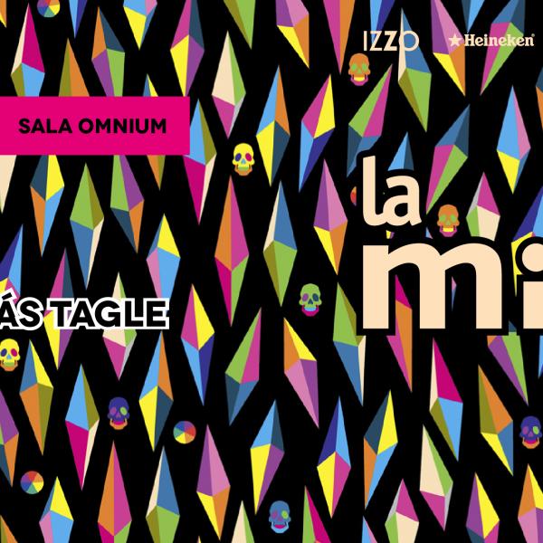Go &#038; Banda <br>Fiesta La Minga <br> Sala Omnium <br> 6 may