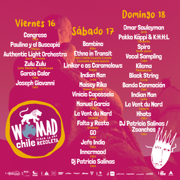 GO <br> Womad Off <br> 2018