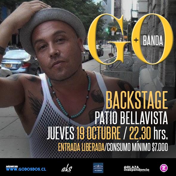 Go<br>Backstage <br>Octubre 2017