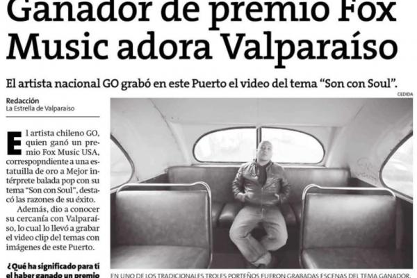 GO en La Estrella Valparaíso <br> Octubre <br> 2017