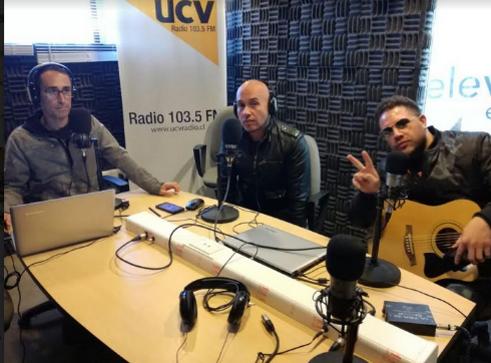 GO en Radio UCV Valparaíso <br> Octubre <br> 2017