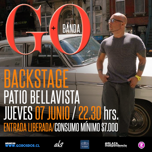 Go en Backstage <br> Junio 2018 <br>