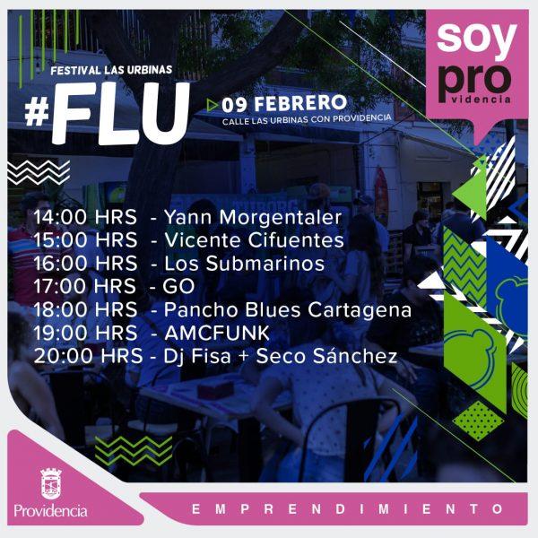 Go <br>Flu <br> Febrero 2019