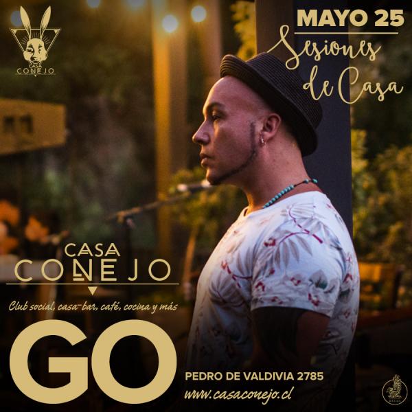 Go en Casa Conejo <br> Mayo 2018 <br>