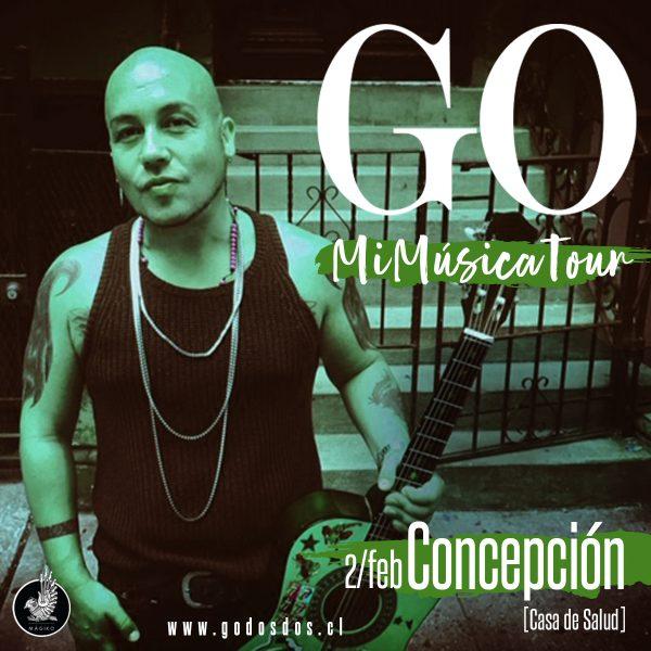 Go <br> 2 Febrero <br> Concepción