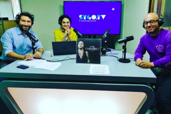 Go <br> Radio Usach <br> Abril 2019