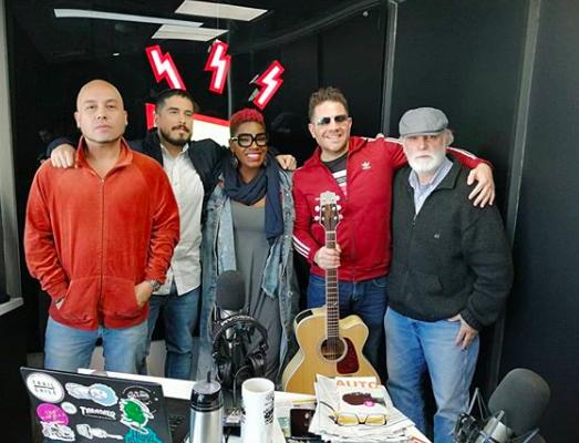 Go <br> Radio Zeta <br> Mayo 2019
