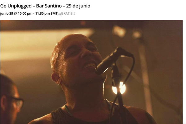 Go <br> Chile Funk <br> Junio 2019